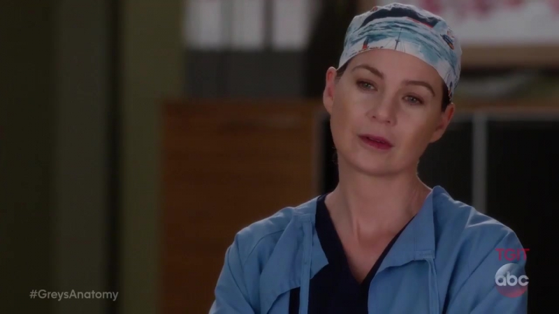 Промо Анатомия страсти (Grey's Anatomy) 13 сезон 10 серия