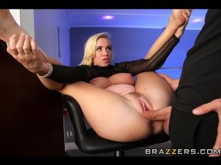 Bailey brooke - big tits blonde blowjob (pov)