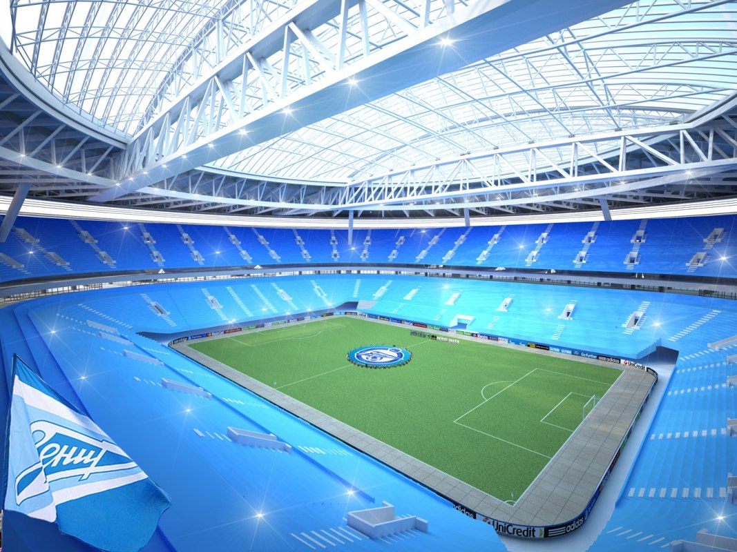 «Рубин»: Крышу стадиона «Санкт-Петербург» могут закрыть навремя матча «Зенит»