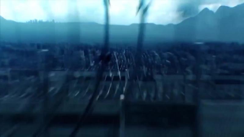 За гранью (Fringe) - Вступительные титры к 5 сезону.