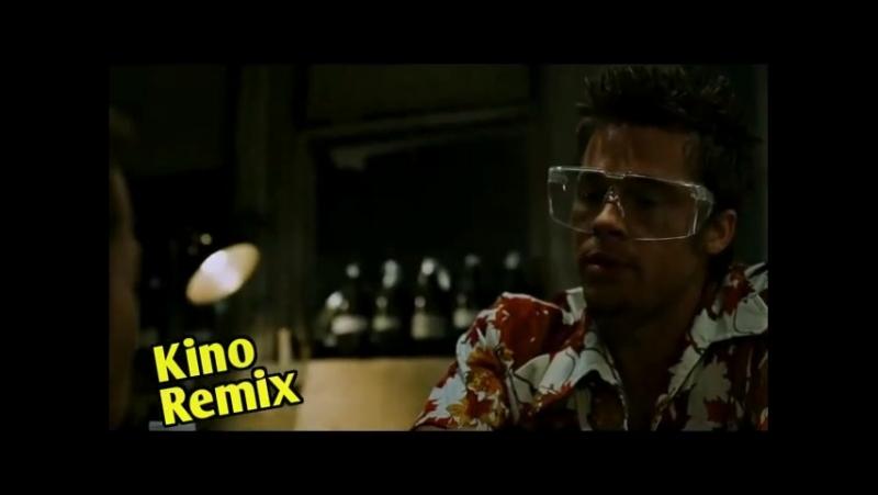 бойцовский клуб культовый фильм 1999 Fight Club kino remix Тайлер Дёрден озвучка гоблин отдыхает
