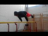 Hard training D