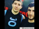 Салам аллейкум от бойца UFC Рустама Хабилова