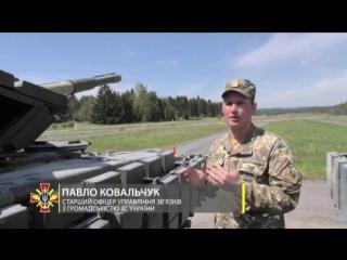 Танковый биатлон в НАТО