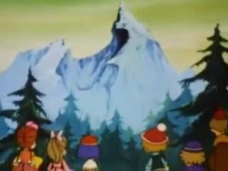 Опасайтесь Ведьм часть 1 (ужасы) Мультики Fox Kids