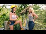AJ Applegate, August Ames - All Worked Up HD porno, sex, big ass, booty, natural tits, big boobs, lesbian, licking, scissors