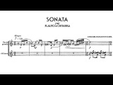 Einojuhani Rautavaara - Sonata for Flute and Guitar (1975)
