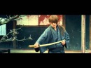 Sword-fighting scenes from Samurai X(Rurouni Kenshin movies)