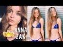 ♥ Anna Zak Compilation 2017 ♥ Part 1
