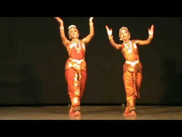 Rathipathipriya thillana - Kallidai sisters - vaishnavi natyashala