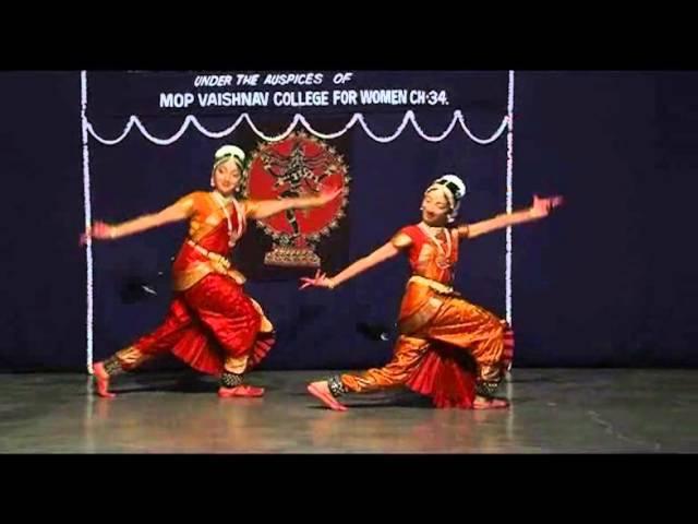 Varnam - Anname aruginil vaa- Kallidai sisters - vaishnavi natyashala
