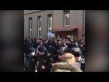 Задержание Навального на митинге 26 марта 2017 ВИДЕО