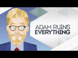 Адам портит все 1 сезон 4 серия (озвучка)/Adam Ruins Everything Rus