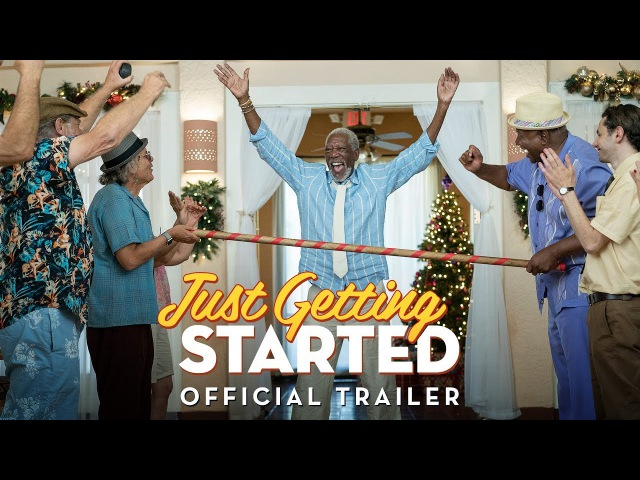 Вилла Капри / Just Getting Started 2017 Official Trailer
