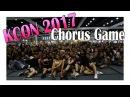 KCON 2017 55 K Pop Dances in 30 minutes Chorus Dance Game