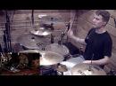 Яков Калашников Periphery- The bad thing drum solo