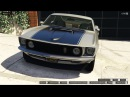 GTA 5 1969 Ford Mustang Boss 429