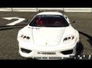 GTA 5 Ferrari 360 Modena Libertywalk