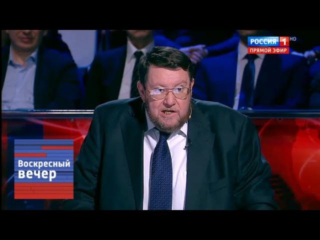 Не в бровь, а в глаз! Сатановский про внутреннюю политику Путина