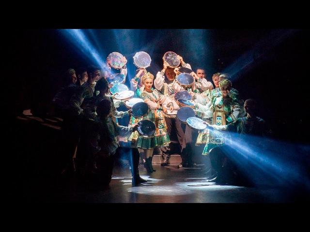 Танцуют все Калинка ансамбль Сибирский сувенир