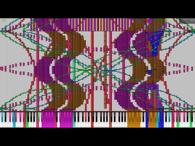[Black MIDI] Cyriak - No More Memory 5.58 Million