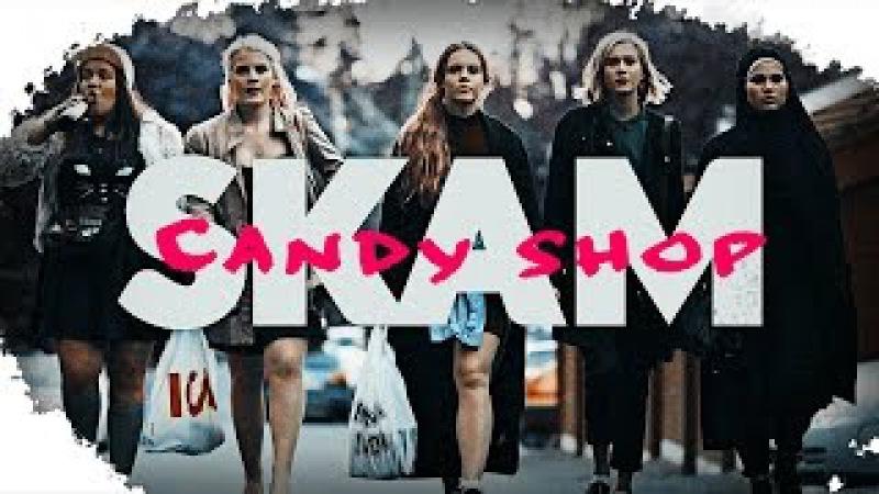SKAM Candy shop