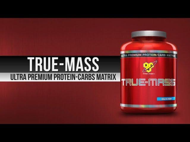 TRUE-MASS™ - For the Purest Mass Gain