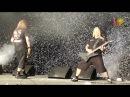 In Flames - My Sweet Shadow - live BYH Festival 2006 - HD Version b-light