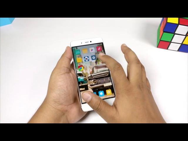 Xiaomi Mi5s rodando jogos pesados PT BR