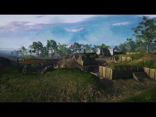 Battlefield 1: Всё о новом режиме «Линия фронта»