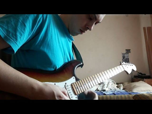 Bullet For My Valentine - Waking The Demon solo cover