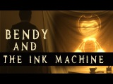 BENDY AND THE INK MACHINE - Live Action Trailer