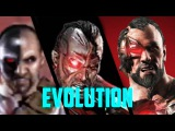 Mortal Kombat Kano Evolution (1992-2016)