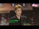 ジェジュン Jaejoong ~ Golden Disk Asian Star Awards 人気賞受賞 ~ 字幕付き