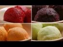 2-Ingredient Sorbet 4 Ways