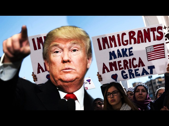 Donald Trump Ends America's Immigration Problem Overnight After What He Just Signed?
