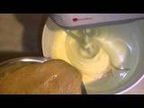 Медовый бисквит для торта .(Honey biscuit cake)