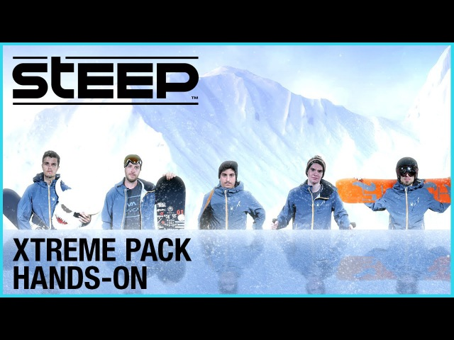 Steep Xtreme Pack: Player Hands-On Recap | Ubisoft [US]
