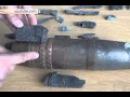 Ополченцы показали запрещенные боеприпасы украинской армии