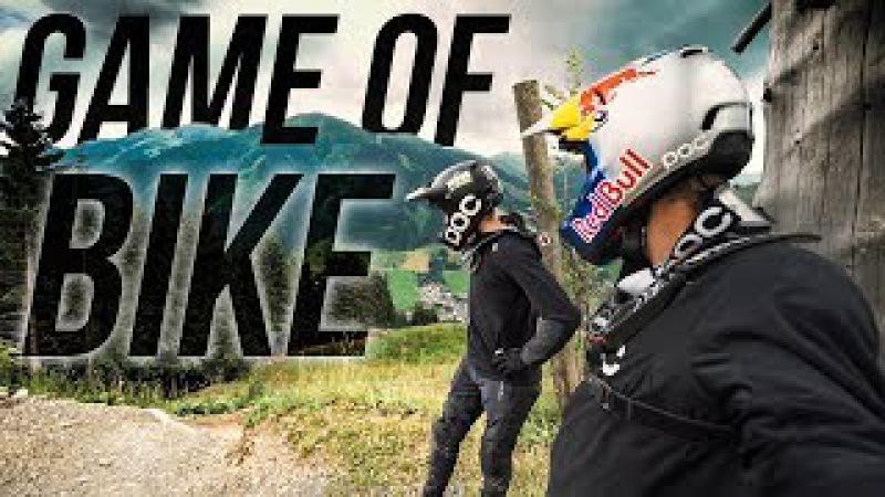 GAME OF BIKE (downhill edition)  SickSeries21