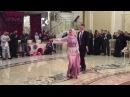 Шок! Певица Нюша танцует лезгинку в Грозном!