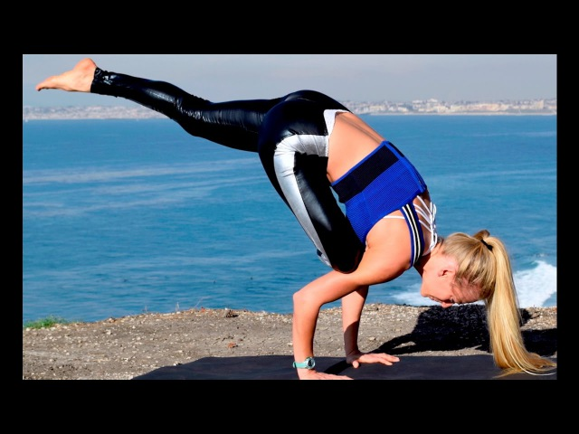 Best Yoga Workout for Toned Arms Upper Body