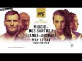 Финальный отсчет UFC 211 в русской озвучке [RUS]