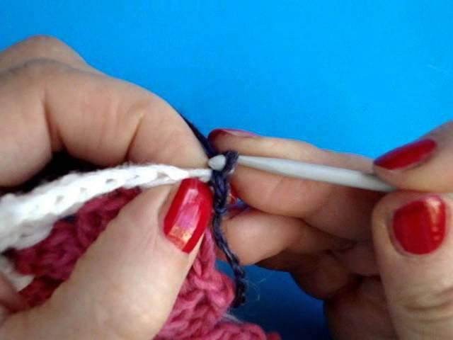 Вязание крючком.уроки для начинающих 284