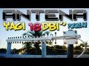 Test Antena WiFi Yagi 18dbi Exteriores Kasens G9000 TP LINK Alfa awus036nh Observaciones*