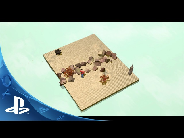 Miegakure: Explaining the Fourth Dimension | PS4