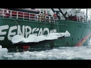 """Making of """"Elegy for the Arctic"""""""