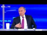 Путин ответил Порошенко на цитирование Лермонтова