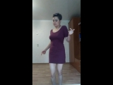 я веду себя не как всегда, но я танцую! танцы с Полиной Крыловой