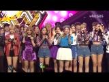 161106 Twice занимают первое место на Inkigayo и получают свою шестую награду с TT.
